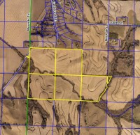 LAND AUCTION - 196.75 acres LaGrange Township Harrison Co Iowa