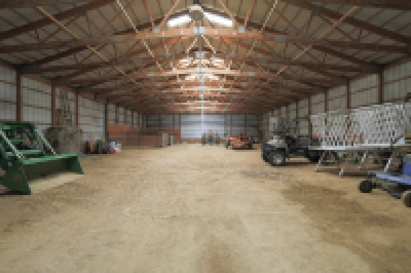 Custom Built Home On 19 Acres And State Of The Art Outbuildings