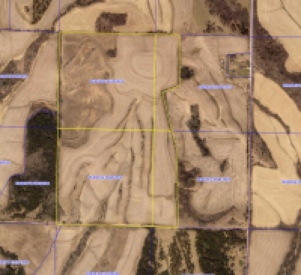 97.2 Taxable Acres Allen Township Section 31 Harrison County Iowa